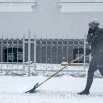 На воскресенье в Беларуси объявлено штормовое предупреждение из-за снегопадов (+ рекомендации МЧС)