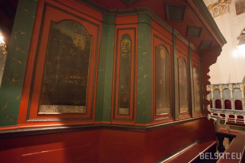 Гродненский историк разгадал загадку древних cкамей в Фарном костеле