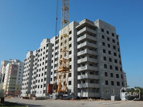 Где в Гродно построят новые дома и как изменится внешний вид «панелек»