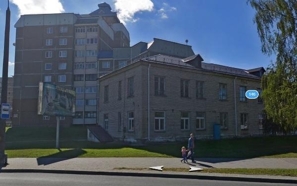 Бывшее здание Комбината школьного питания купили за 150 тысяч долларов. Там будет объект питания или обслуживания