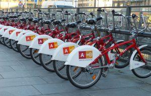 Первый автоматизированный велопрокат протестируют в Гродно в марте