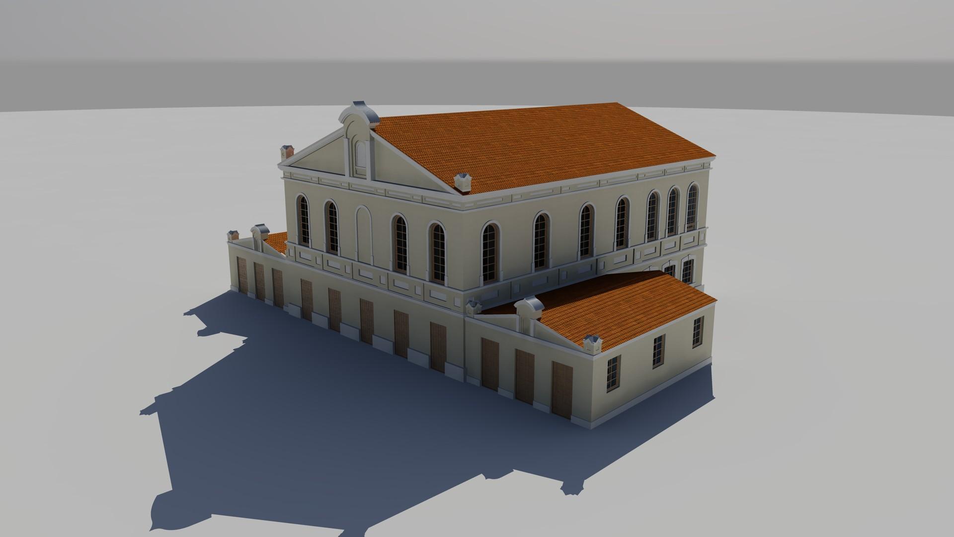 Последняя воля Брегмана: как еврейский богатей спустя 120 лет достроил гродненский дворец Радзивиллов