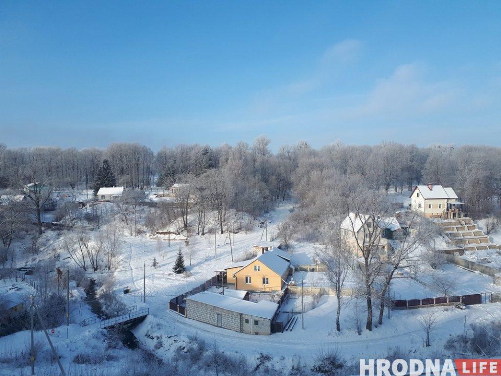 Снова плюс. Погода на выходные в Гродно и по Беларуси