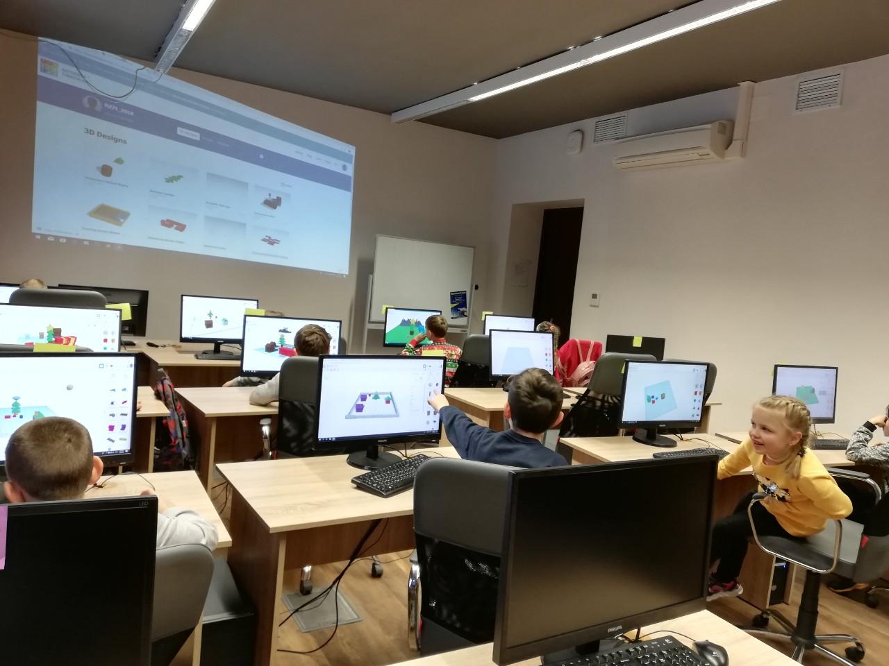 Адукацыйны цэнтр ПВТ: IT-адукацыя для дарослых і дзяцей