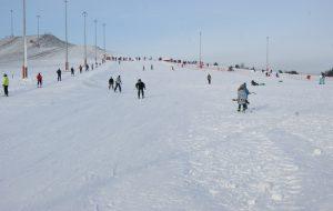 На «Олимпе» под Гродно открыли еще одну лыжную трассу