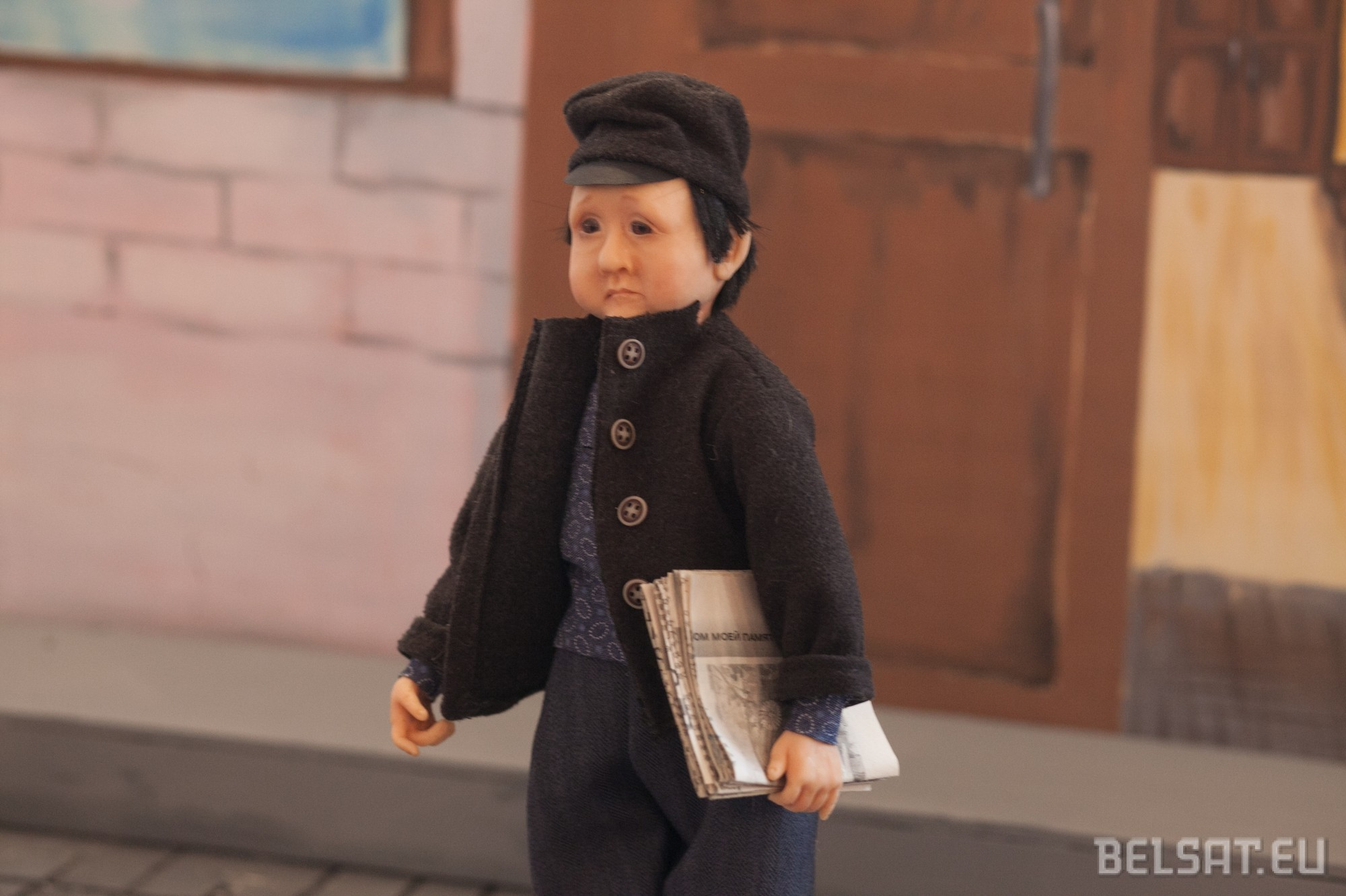 Глядзіце, пад Гродна адкрылі Музей лялек: ад мотанак да Барбі