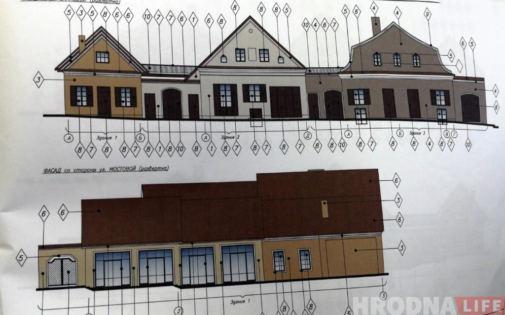 Глядзіце: вось як будзе выглядаць новы офісны будынак на Замкавай