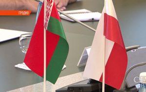 От производства и логистики до культуры и туризма. Как Гродненская область будет сотрудничать с Польшей