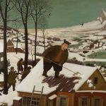 """Лекцыя """"Брэйгель і Губараў: самыя снежныя мастакі ў гісторыі"""""""
