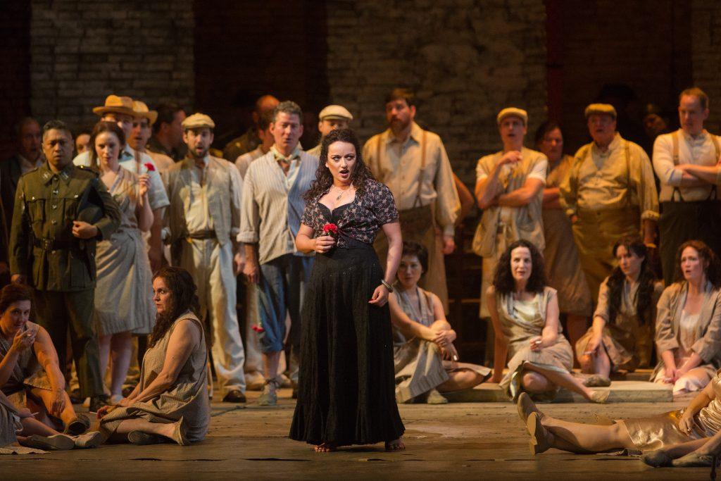 Оперу «Кармен» покажут в Гродно в прямой трансляции из Нью-Йорка