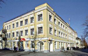 Администрация Ленинского района уедет с улицы Советской. Там будет торговля или общепит