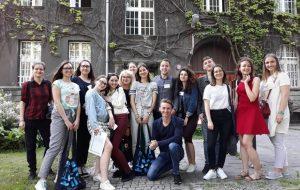 Праграма Study Tours to Poland запрашае беларускіх студэнтаў на навучальны візіт