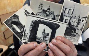 Смотрите, как выглядел центр Гродно во время Второй мировой (редкие фото)
