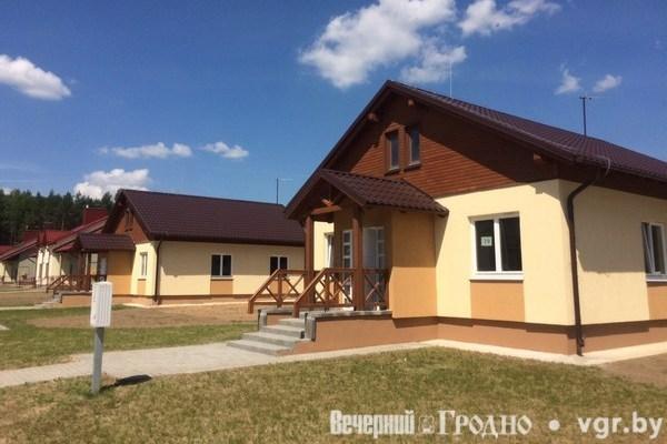 В Гродно появятся новые посёлки с блокированной застройкой, как в Лососно. Смотрите, где их построят