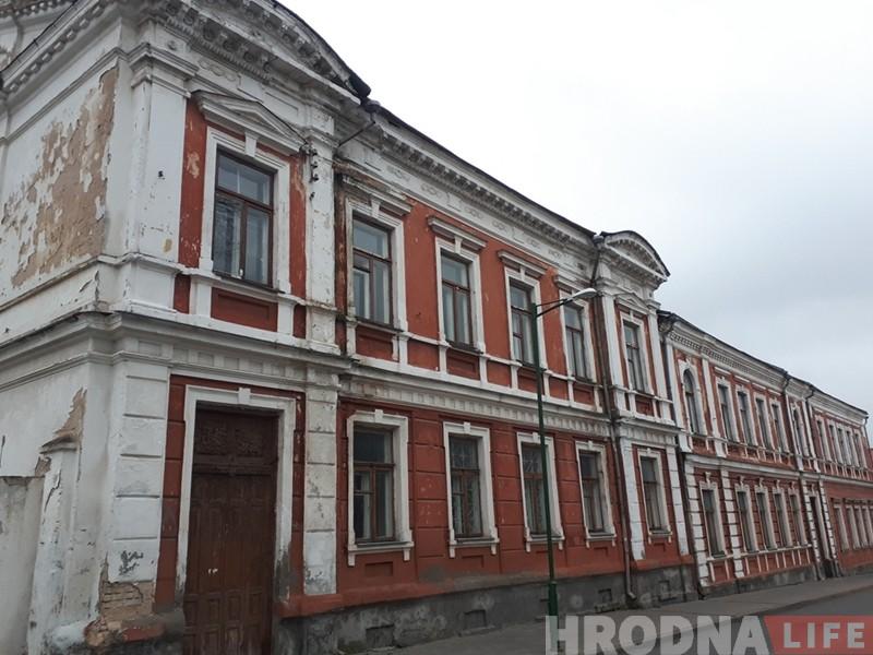 """Гродненский """"Каритас"""" предлагает открытьдом престарелых на Василька"""
