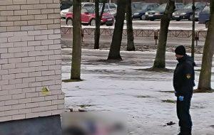 В Гродно женщина выпала с девятого этажа