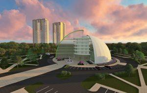 Молодежь предлагает создать в Гродно интерактивный музей: посмотрите на визуализации