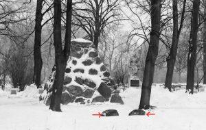 Тайна могилы офицера Шауля: что за камень нашли на берегу Немана?