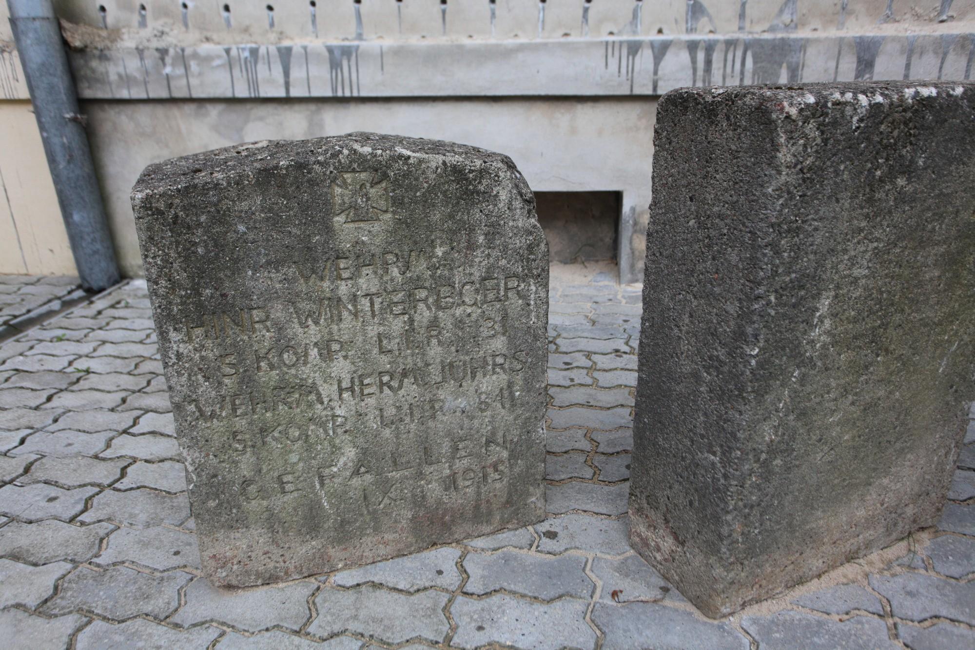 Таямніца магілы афіцэра Шаўля: што за камень знайшлі на беразе Нёмана?