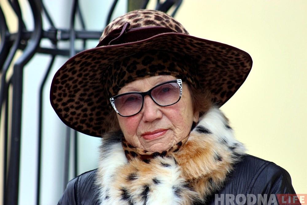 """""""Быть модной мне дано от природы"""". Гродненка о том, как выглядеть привлекательной в 80 лет"""