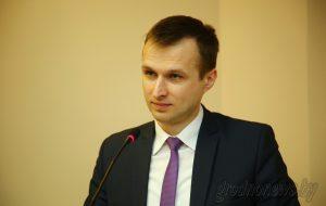 Еще один гродненский чиновник получил повышение в столице. Андрея Свиридова забрали в Администрацию Президента
