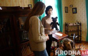За роднай мовай - у музей Багдановіча. ТБМ зладзіла экскурсію для дзяцей з беларускамоўных садкоў