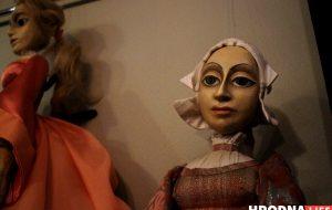 Гродзенскі тэатр лялек прэзентаваў экскурсіі. Глядзіце, колькі там прыгажосці