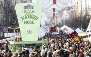 Зачем ехать в Вильнюс в первый мартовский уикенд?