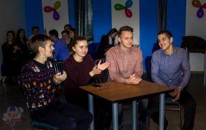 Активисты БРСМ создадут молодежные креативные пространства в каждом районе области