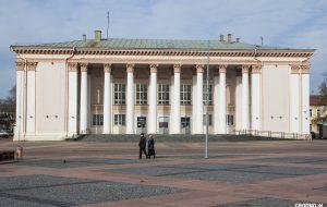 Мастацкі музей у Гродна: улады прапануюць мастакам стварыць яго канцэпцыю