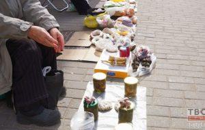 Продавала кофе по 10 рублей, а оштрафовали на 400. Налоговая борется торговлей «с земли» у Центрального рынка