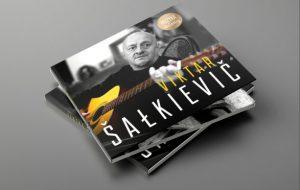 У гродзенскага барда Віктара Шалкевіча выходзіць новы альбом. У лютым яго прэзентуюць у Гродне