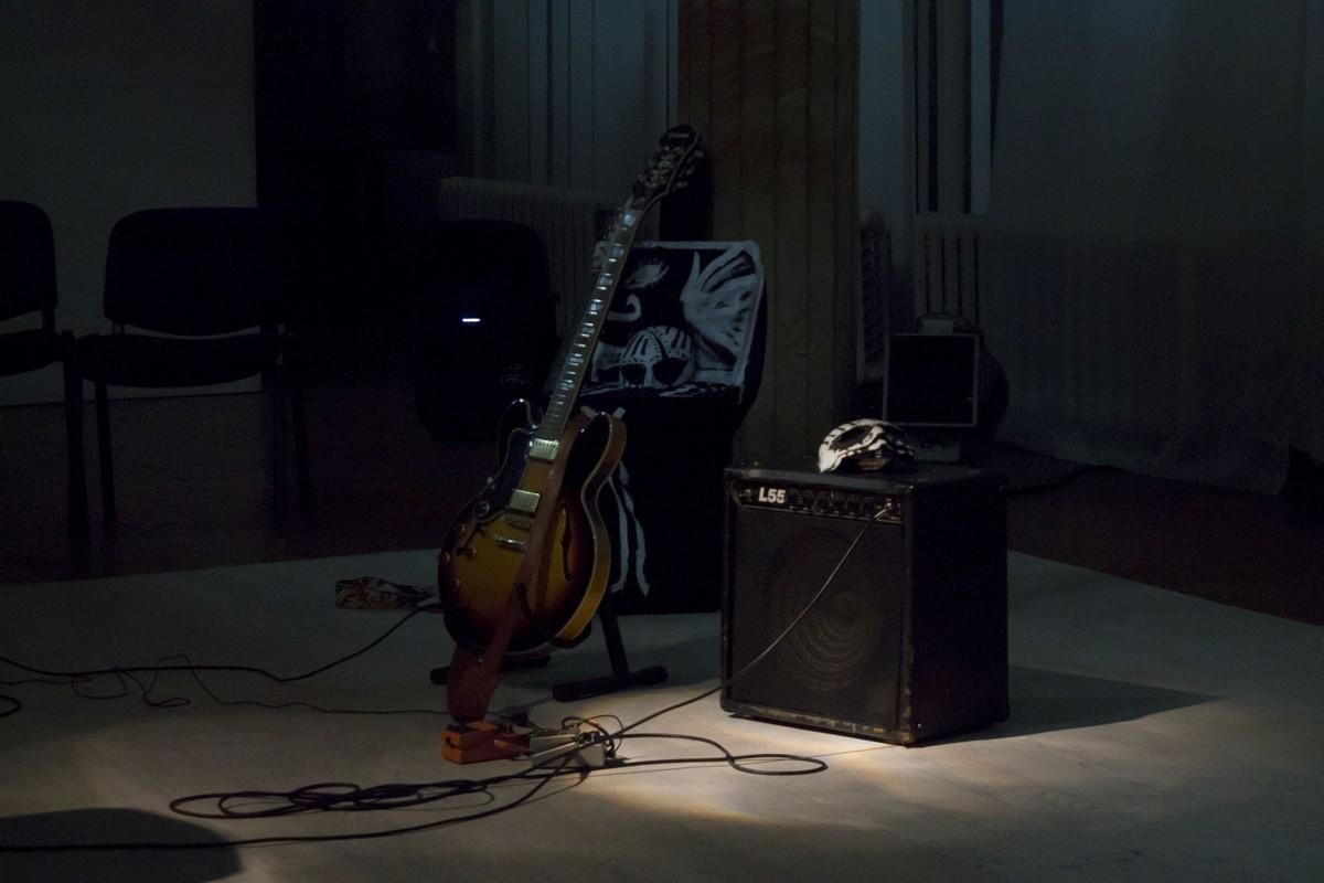 """У Гродне стварылі рок-клуб """"Gimme Danger"""". На базе ўніверсітэта"""