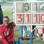Гродненский паралимпиец Александр Трипуть выиграл два золота на Всемирных играх