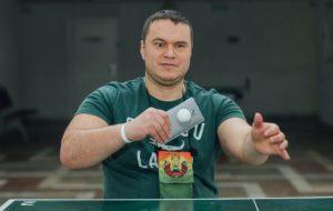 Александр Трипуть из Гродно победил в метании копья на Всемирных играх среди инвалидов