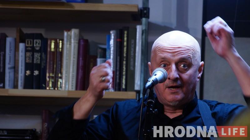 Віктар Шалкевіч, фестываль Pradmova