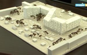 Свободная планировка и эксплуатируемые крыши: в Гродно построят дом нового образца