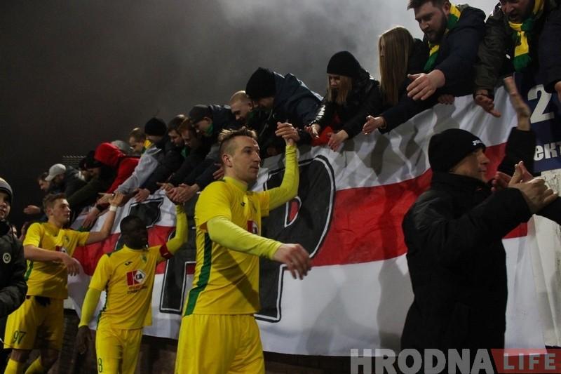 """""""Нёман"""" чарговы раз стаў самым беларускамоўным футбольным клубам краіны"""