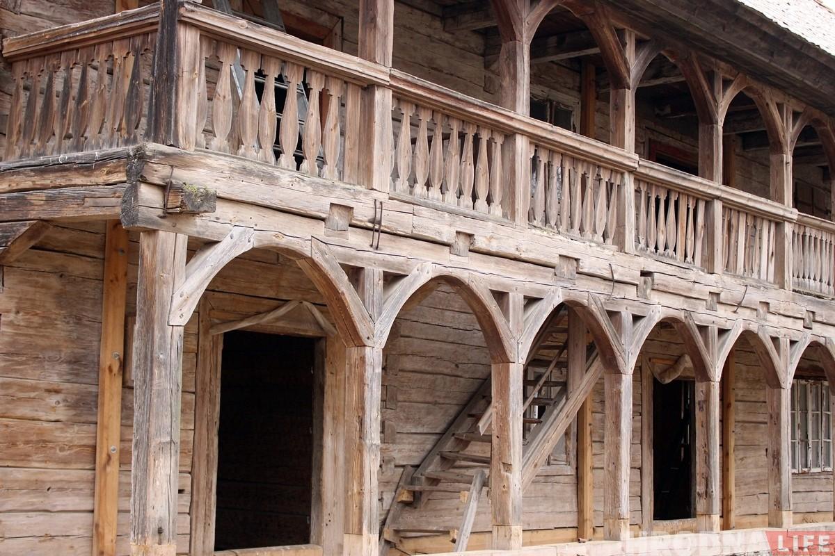 Для экскурсій адкрылі лямус у Гродне - самы стары драўляны будынак Беларусі