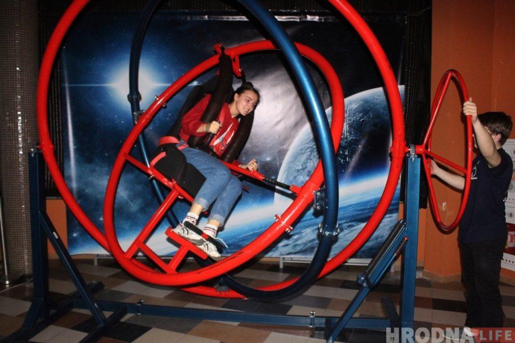 Такого ещё не было: в Гродно открылась выставка о космосе