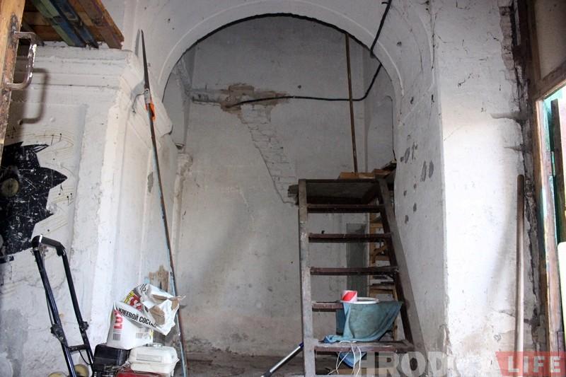 Часовню-склад в Понемуни продали на аукционе. Новый владелец может сделать там костёл