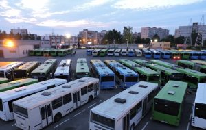 Автобусный парк Гродно готовится к реконструкции: новые станции и поддержка электробусов