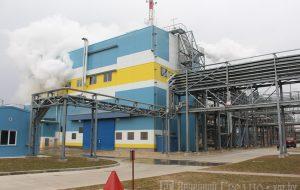 На «Азоте» открыли новый цех по производству азотной кислоты