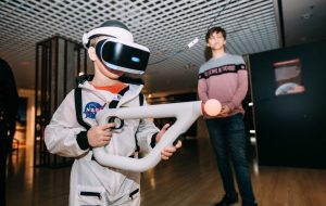 В Гродно откроется интерактивная выставка «Это космос». Там можно ощутить невесомость