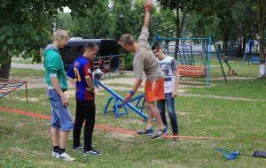 Спортплощадка для детей-сирот: когда спорт – возможность встать на ноги