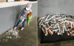 """Контрабандистка использовала в """"работе"""" свою пятилетнюю дочь"""