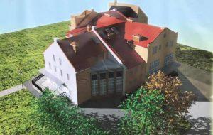 На месцы страчанага непаўторнага квартала ў Гродне хочуць паставіць бетонную банальшчыну