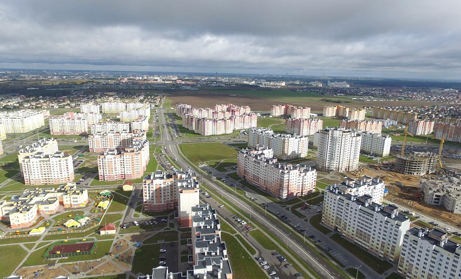 Ольшанка: супермаркеты, поликлиника, школа. Что строят в микрорайоне?