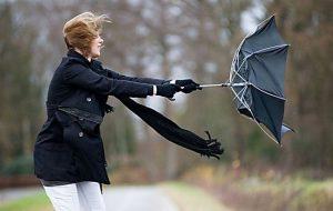 МЧС объявило штормовое предупреждение на 5-6 марта