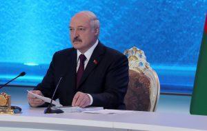 Лукашенко: «С территории Беларуси никогда не будет войн в отношении Польши»